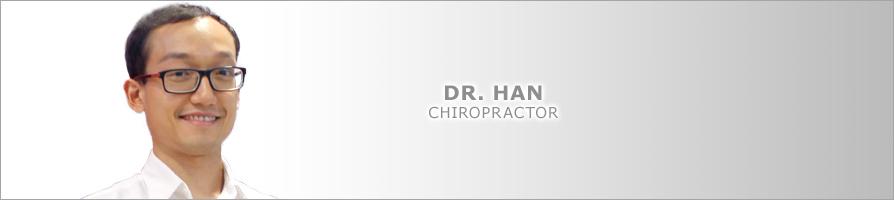 Dr Han Chiropractic Doctor