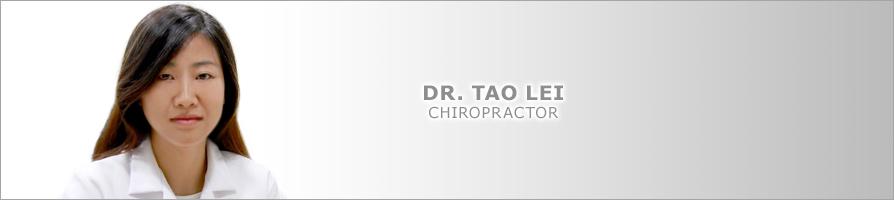 Dr Tao Chiropractic Doctor
